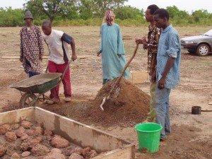 Burkinafaso forage Warzame 2005