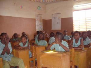 Bukinafaso action scolaire 2005