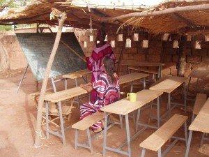 alphabétisation en langue peuhl Ouahigouya5