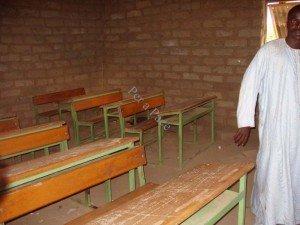 salle de classe Fara