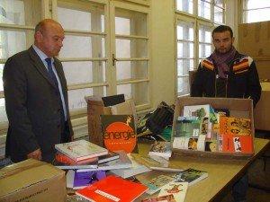 15_Livres amenés  - Lycée Sabac