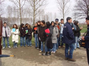 120405 Camp de Birkenau Visages tendus
