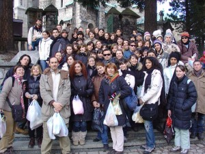 voyage Pologne 2005/06/07