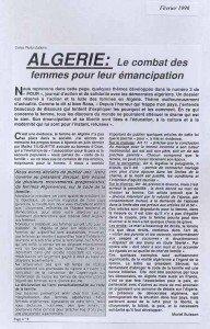 CORSE REFONDATIONS FEVRIER 1996
