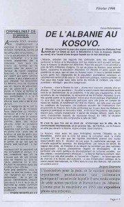 CORSE REFONDATIONS FEVRIER96