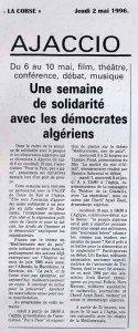 LA CORSE 2.05.1996