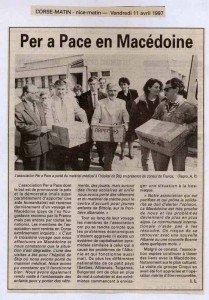revue de presse 1997