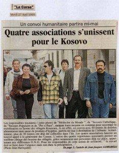 revue de presse 1999